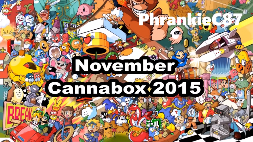 Cannabox: Monthly premium smoking essentials + glass and more!